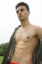 ANDREA MALE Hot London Escort