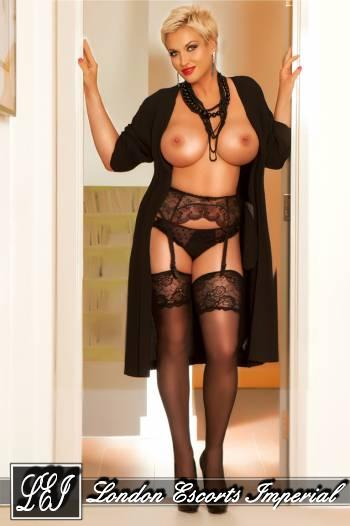best mature female escort service